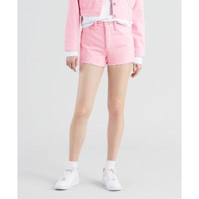 Levi´s dámské kraťasy 501® HIGH RISE SHORT 56327-0020 Light Pink Short