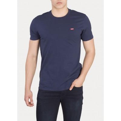 Levi´s pánské triko SS ORIGINAL HM TEE 56605-0017 Cotton Patch Dress Blue