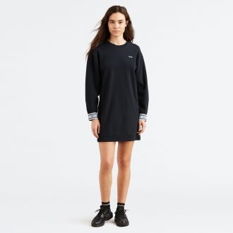 LS SWEATSHIRT DRESS