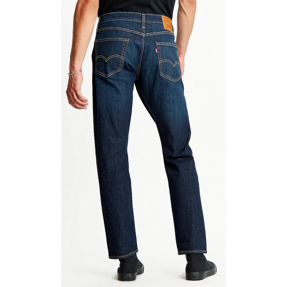 Levi´s pánské jeans 502 TAPERED 29507-0548 Biologia Adv