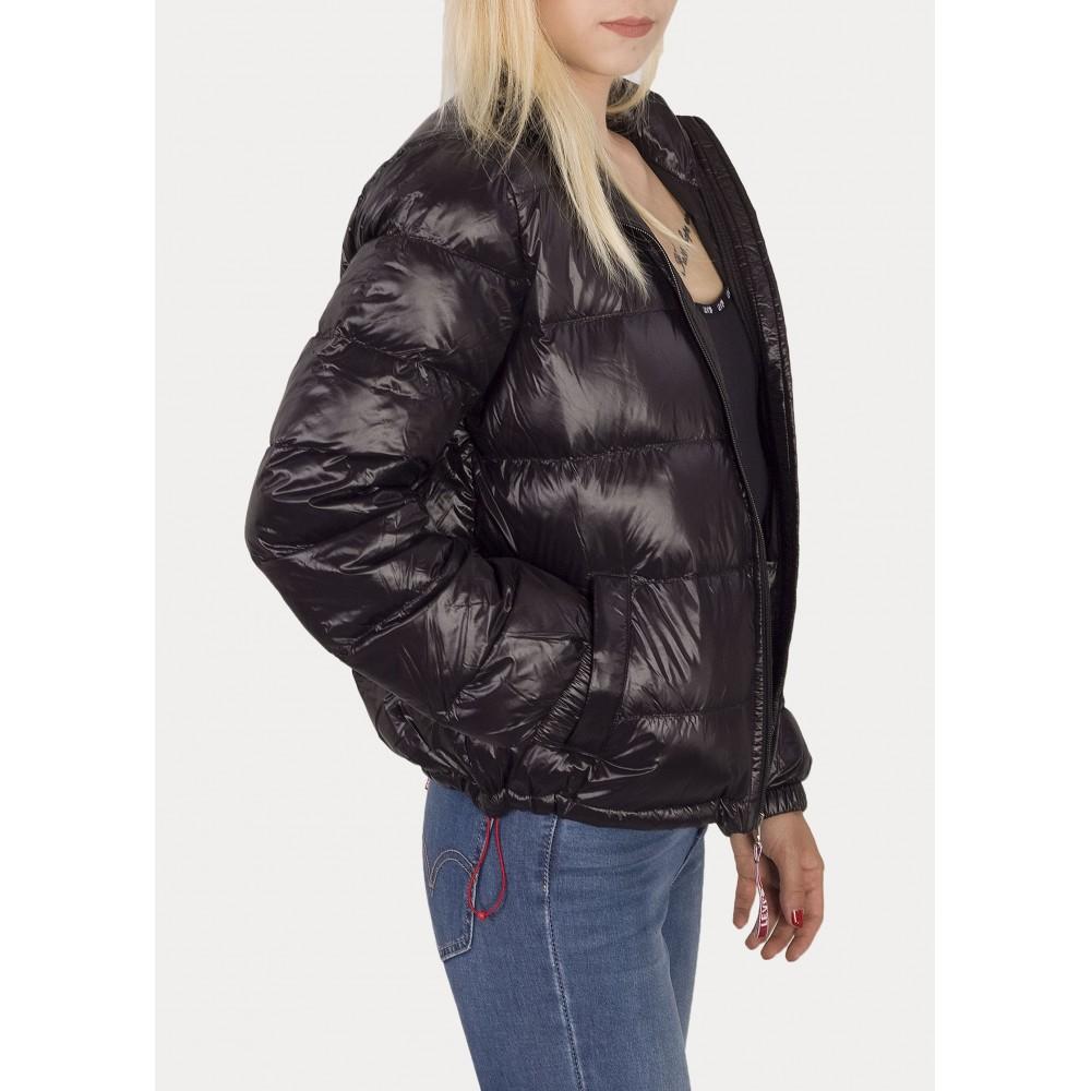 Levi´s dámská zimní bunda FRANCINE DOWN 79590-0000 Meteorite Black