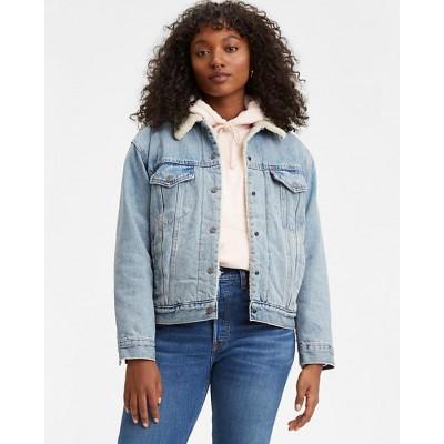 LEVI'S® EX-BOYFRIEND dámská džínová bunda