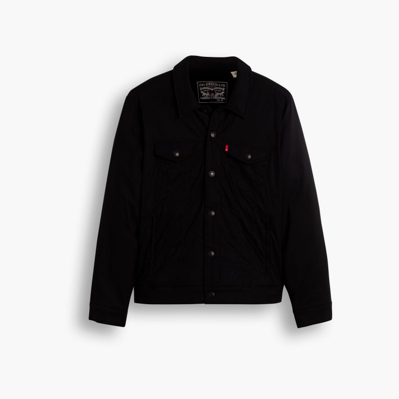 Levis Thermore Stretch Trucker