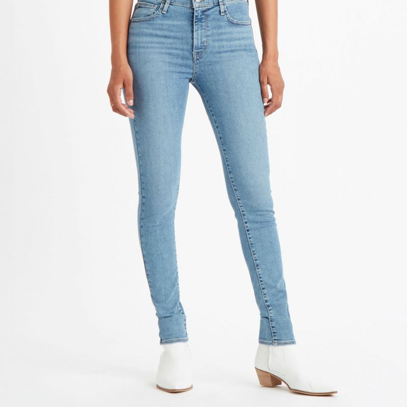 Levis 720 High-Rise Super Skinny Jeans