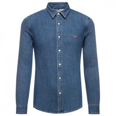 Levi´s pánská jeans košile Ls Battery Hm Shirt Slim 86625-0004