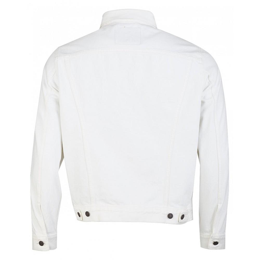 Levi´s pánská jeans bunda The Vintage Fit Trucker 77380-0007 White Out