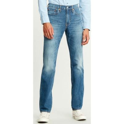 Levi´ s pánské jeans 514 Straight Jeans 00514-1309 Matcha Green Cool