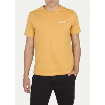 Levi´s pánské triko Housemark Graphic Tee 22489-0261 Yellow Golden Apricot