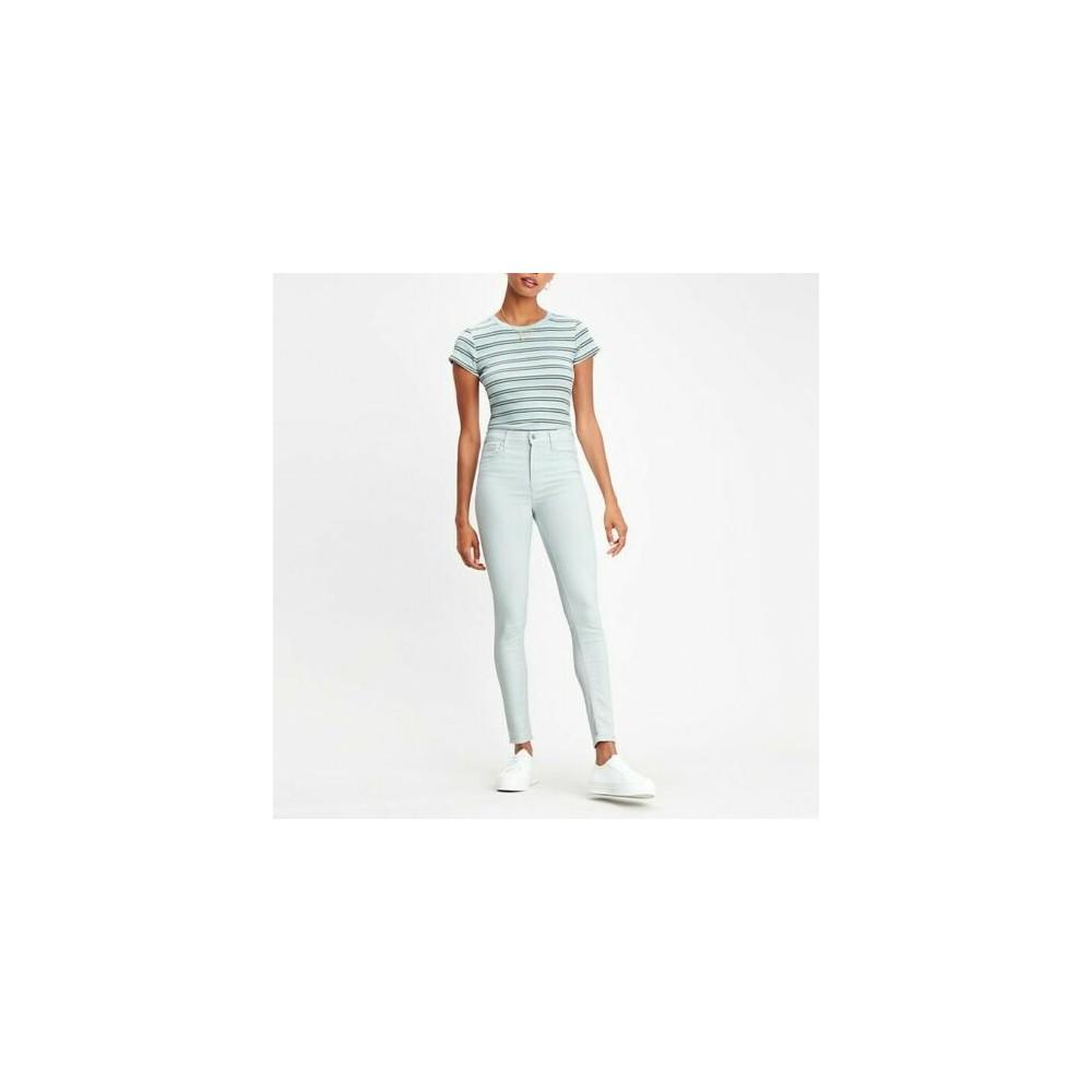 Dámské jeans Levis 720 High-Rise Super Skinny Jeans 52797-0174