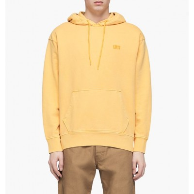 Levi´spánská mikina žlutá Authentic Po Hoodie 85534-0002