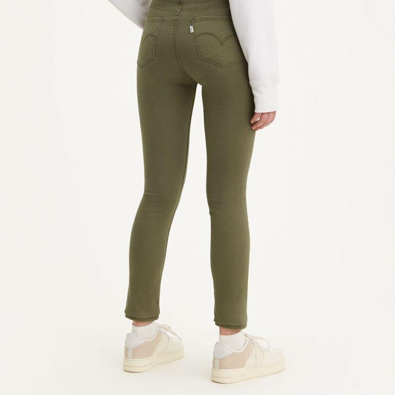 Levis 721 High-Rise Skinny Pants