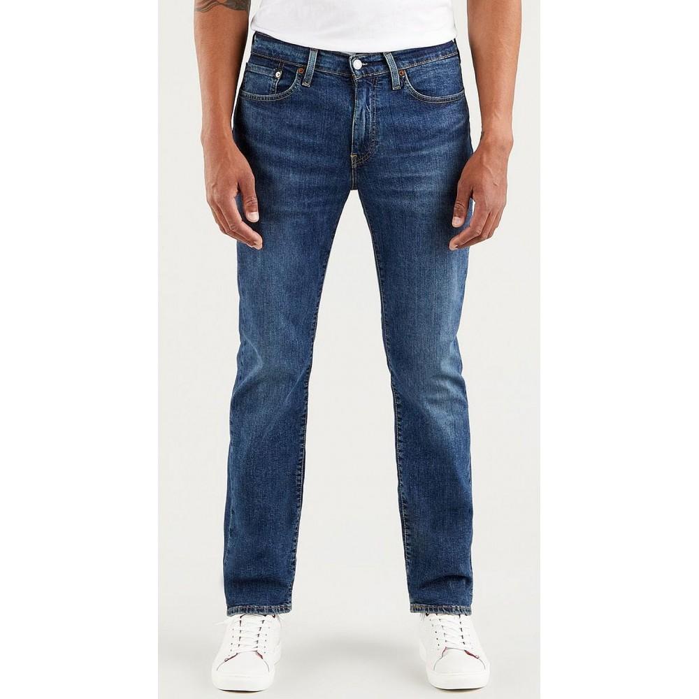 Levi´s® pánské jeans 514™ STRAIGHT - WAGYU MOSS 00514-1512