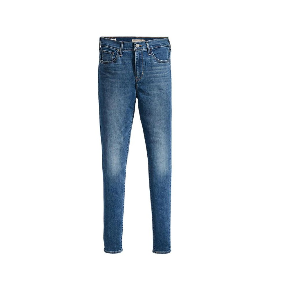 Dámské jeans 720 HIRISE SUPER SKINNY - FIERY ISLAND WARM 52797-0206