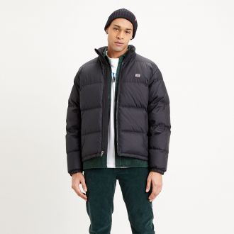 FILLMORE SHORT JACKET - JET BLACK