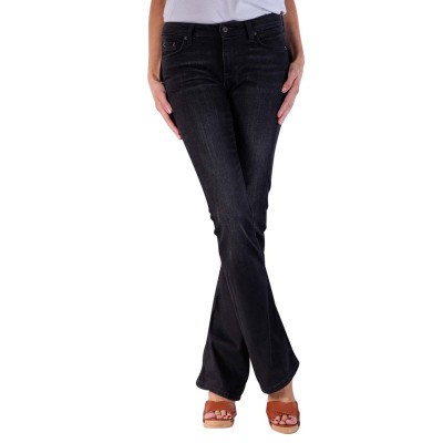 Mustang dámské jeans Mary Boot 1010062 4000-885