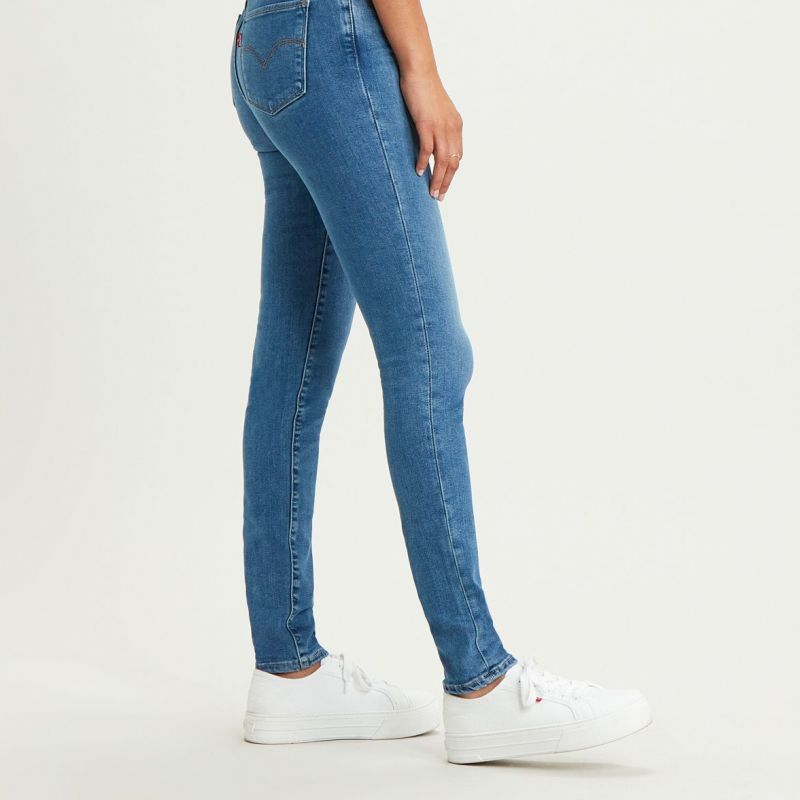 721 HIGH RISE SKINNY - RIO HUSTLE