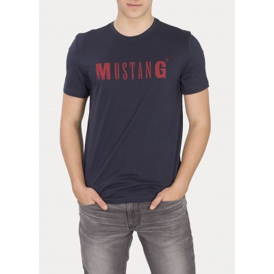 Mustang pánské triko Logo Tee 1005454-4085