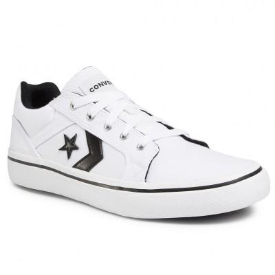 Converse pánská obuv El Distrito 2.0 Ox 167007C White/Black/White