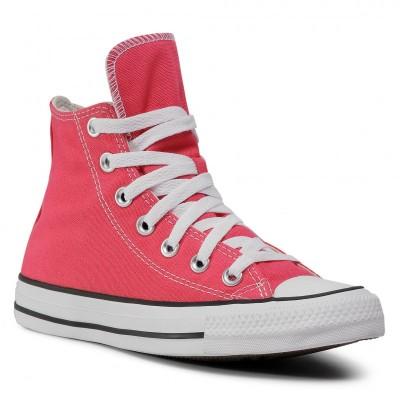 Converse plátěné tenisky Ctas Hi 168572C Carmine Pink