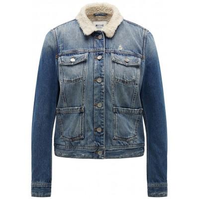 Mustang dámská jeans bunda 1006584-5000-777 Trucker Denim Jckt