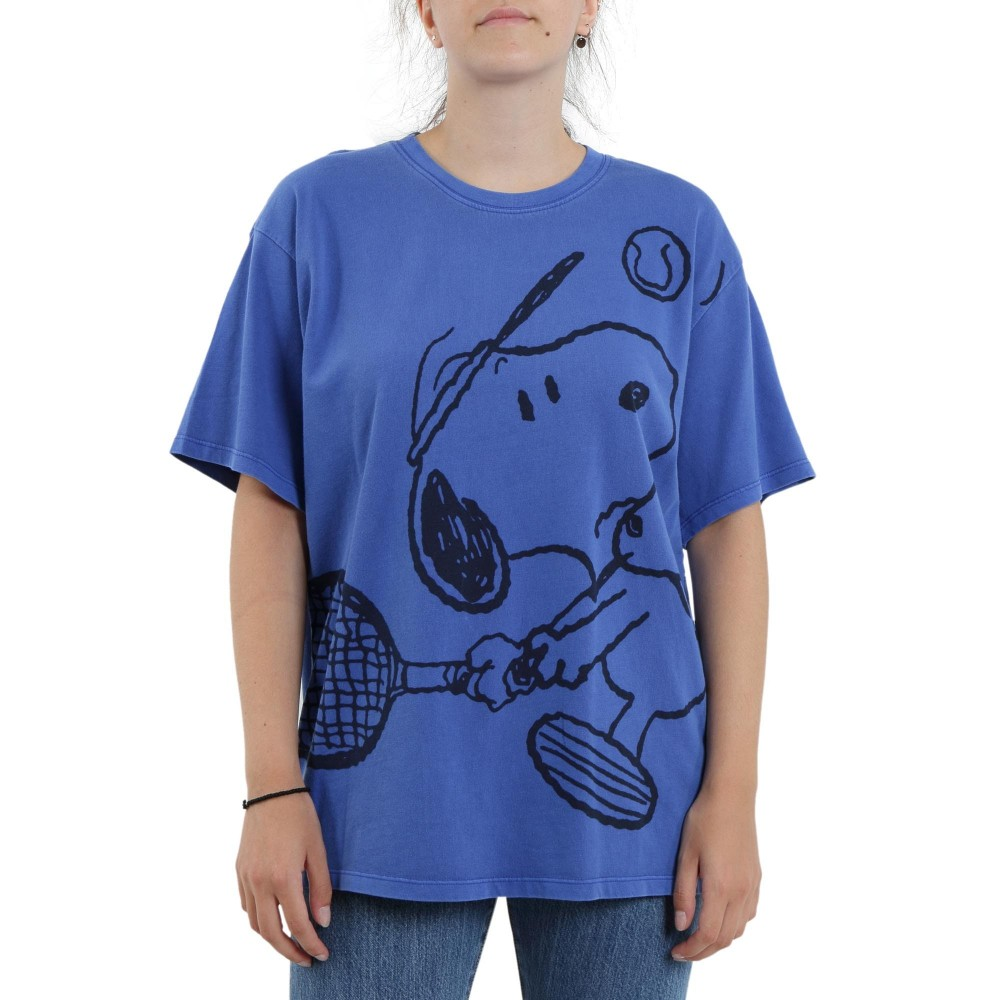 Levi´s® dámské triko W Graphic Relaxed Oversize Snoopy Tee 56152-0004
