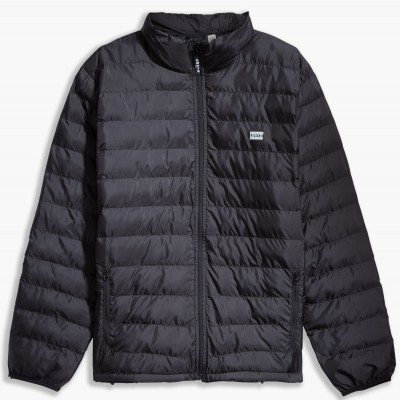 Levi´s® pánská bunda Presidio Packable Jacket 27523-0000 Mineral Black