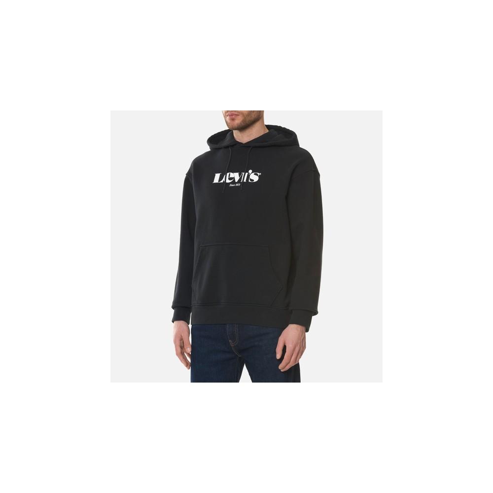 Levi´s® pánská mikina MV Logo PO Caviar 38479-0039