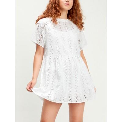 Levi´s dámské šaty bílé 85428-0000