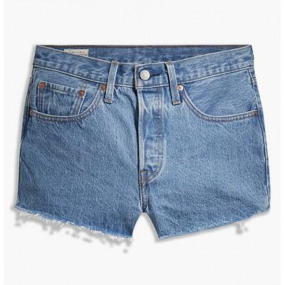 Levi´s® dámské kraťasy 501 Original High- Rise Shorts 56327-0183