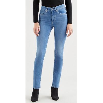 Levi´s® dámské jeans 724 HIGH RISE STRAIGHT 18883-0124 Rio Frost