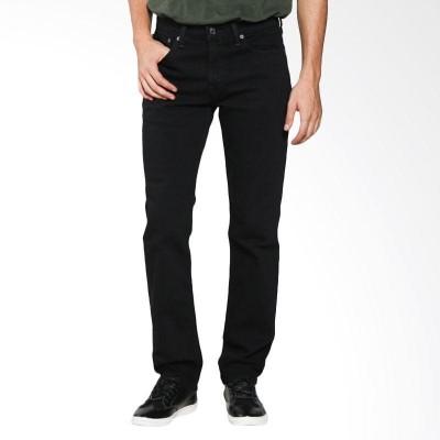 Levi´s® pánské jeans 511 Slim Fit 04511-0168 Black Stretch