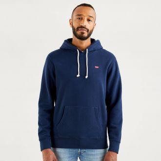 new original hoodie - dress blues