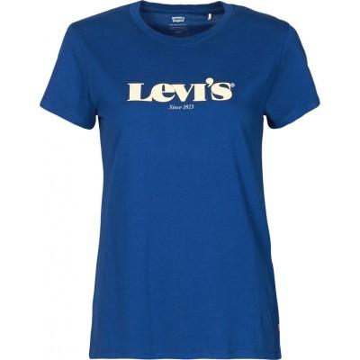 Levi´s® dámské triko New Logo Estate Blue 17369-1493