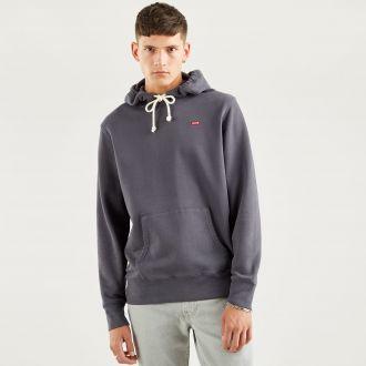 new original hoodie - gray ore