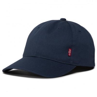 Levi´s® Classic Twill Red Tab kšiltovka Navy Blue