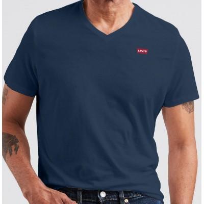 Levi´s pánské triko  V výstřih - Dress Blues 85641-0002